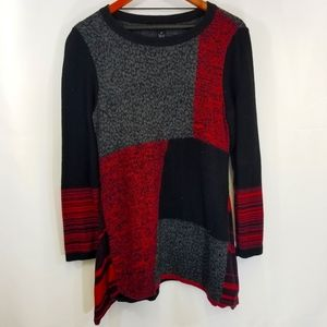 Style & CO long sleeves sweater Sz M